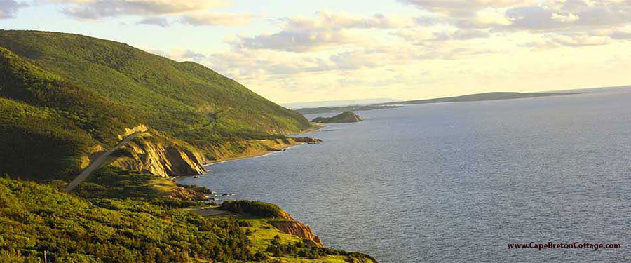 Cabot Trail Cape Breton Highlands
