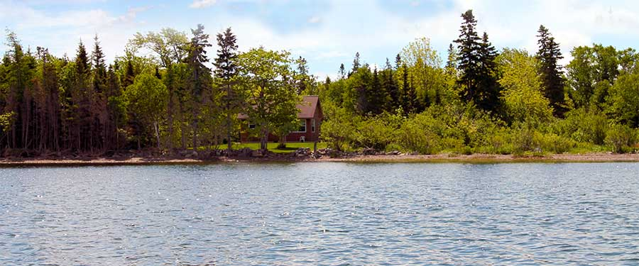 Cottage Bras d'Or Lake Cape Breton
